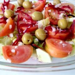 Aliño para ensaladas