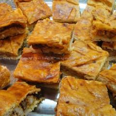 Empanada gallega de carne de la abuela Paca