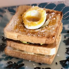 Sándwich de ensalada César en Thermomix
